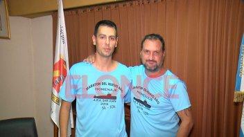 Familiar de tripulante del ARA San Juan: