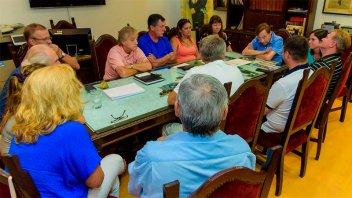 El intendente Varisco relanzó su gestión y dio instrucciones a los funcionarios