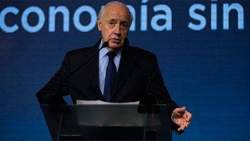 Lavagna reveló que el FMI lo llamó por su opinión sobre la economía argentina