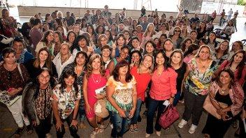 Gobierno destina presupuesto al trabajo comunitario con perspectiva de género