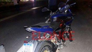 Un joven motociclista perdió la vida en grave siniestro en la entrada a Paraná