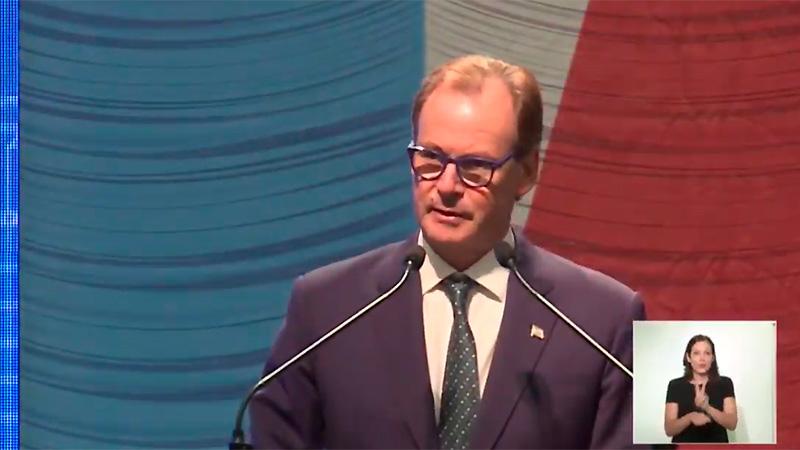 En vivo: El Gobernador Bordet dirige su mensaje a la Asamblea Legislativa