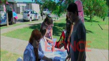 Becario Móvil comenzó a entregar formularios de becas secundarias