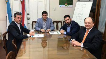 Empresarios norteamericanos visitarán Entre Ríos en misión comercial