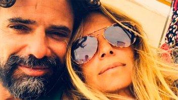 Sabrina Rojas confirmó reconciliación con Luciano Castro y sus amigas celebraron