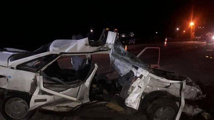 Fatal choque en Ruta 39: una mujer embarazada y su pareja fallecieron