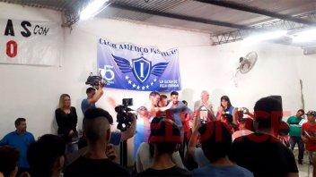 Varisco se reunió con peronistas que se encuentran dentro de Cambiemos