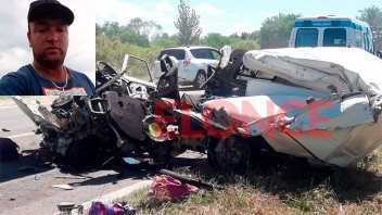 Joven accidentado en La Picada, en estado delicado: realizan cadenas de oración