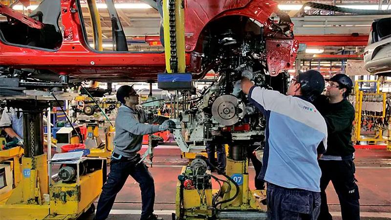 La industria en su peor momento desde el 2002