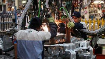 Aseguran que la industria argentina volvió a trabajar