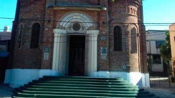 Otro robo en una iglesia de Concordia: Es la segunda en cinco días