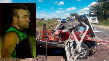 Aguardan por la pronta recuperación del joven accidentado en La Picada