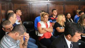 Juicio revela los vínculos peligrosos entre narcos y la barra de Patronato