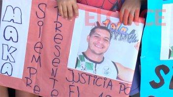 Renovaron el pedido de Justicia por Maka Taborda a tres meses de la fatalidad
