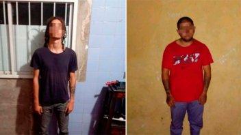 Detuvieron al hijo de una conductora y al de un diplomático por cometer robos