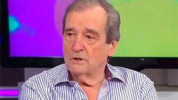 Néstor Fabián recordó la partida de Violeta Rivas: Su último suspiro