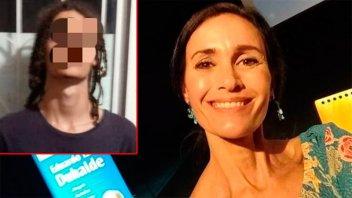 Habló Federica Pais, tras la detención de su hijo: