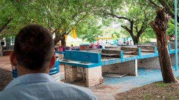 En violento asalto balearon al sereno de un camping de Paraná