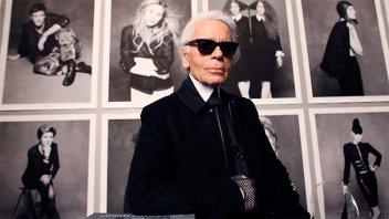 Murió Karl Lagerfeld, reconocido director de Chanel e ícono de la moda