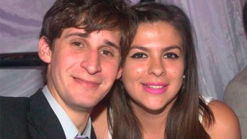Novia de joven muerto en accidente escribió una carta a quien lo chocó y se fugó