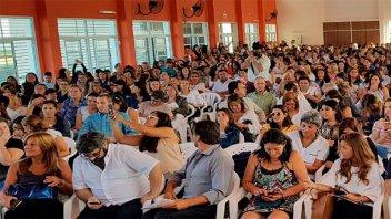 Comienzan las Jornadas Regionales de Educación en Paraná