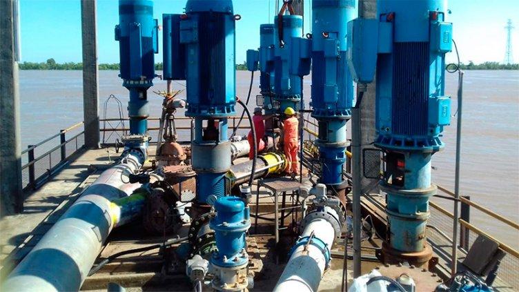 La Municipalidad solicita prudencia en el consumo de agua y evitar el derroche