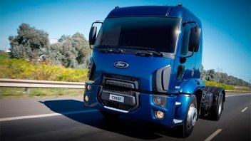 Ford deja de vender camiones en Argentina y Sudamérica después de casi 90 años