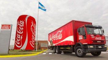 La principal embotelladora de Coca Cola pidió procedimiento preventivo de crisis