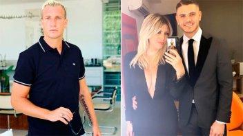Maxi López se metió en el escándalo de Icardi y criticó con dureza a Wanda
