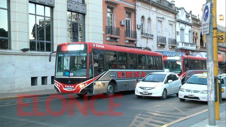 Durante cuatro horas no habrá colectivos urbanos hoy en Paraná