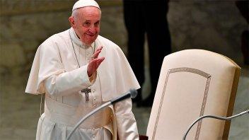 El papa Francisco pide