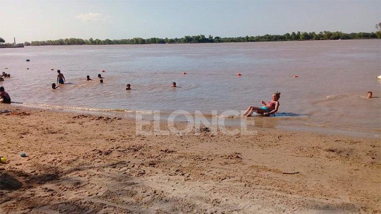 La ola de calor resiste su retirada: La sensación térmica escaló hasta 41ºC