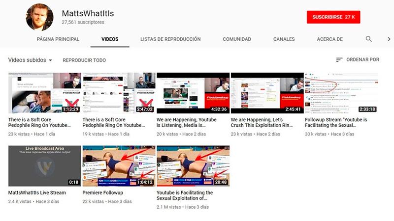AT&T retira anuncios en YouTube tras polémica en videos de niñas