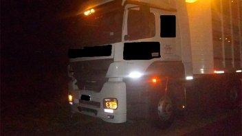 Fatal accidente: Camión embistió a hombre que