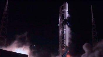 Israel lanzó la primera nave que se posará en la Luna