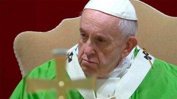 El Papa Francisco prometió