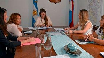 La provincia coordina acciones para fortalecer la atención primaria en Feliciano