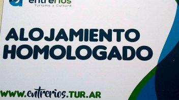 Turismo inspeccionó alojamientos en La Paz y Pueblo Belgrano
