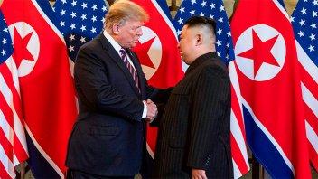 Segunda reunión en ocho meses entre Trump y Kim: Se muestran optimistas