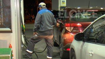 La venta de combustibles arrancó enero con una caída del 3,5%