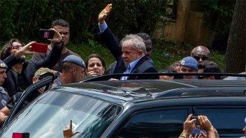 Lula da Silva prometió demostrar su inocencia para honrar a su nieto fallecido