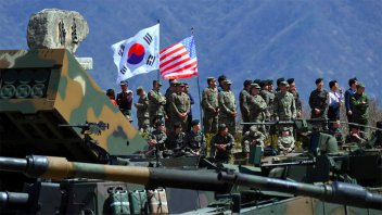Seúl y Washington iniciarán el lunes nuevas maniobras militares en Corea