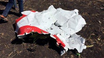 Caída de avión en Etiopía: Confirman la muerte de 157 personas que iban a bordo