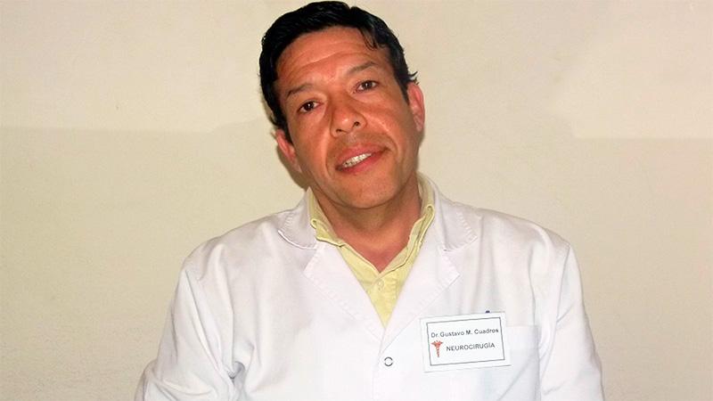 Gustavo Moisés Cuadros Zurita