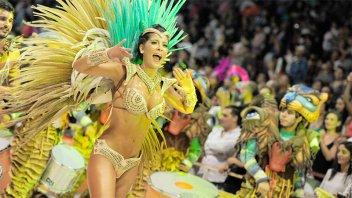 El turismo del Carnaval dejó un 45 % menos de divisas en Gualeguaychú