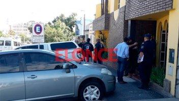 Condenaron a los detenidos en un hotel tras varios robos