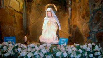 Entronizarán a la Virgen del Cerro de Salta, que la Iglesia no reconoce
