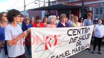 Mujeres realizaron una caminata saludable desde el Centro de Salud de San Benito