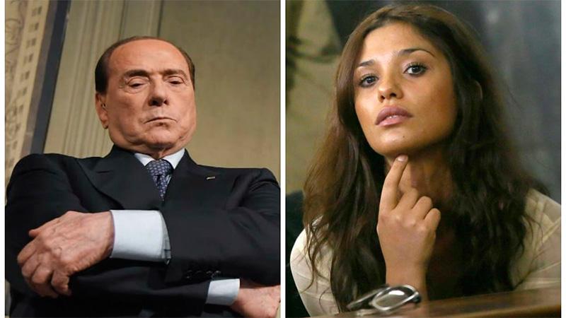 La modelo marroquí Imane Fadil que atestiguó contra Silvio Berlusconi.