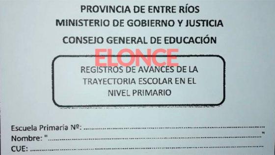Las objeciones de Agmer Paraná al nuevo sistema de calificación en la Primaria